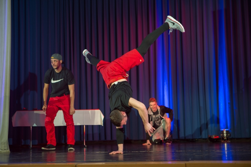 Break-Dance-Show