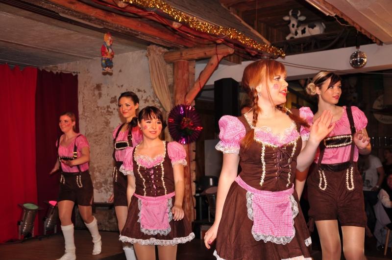 Niederroßlaer Carneval Club