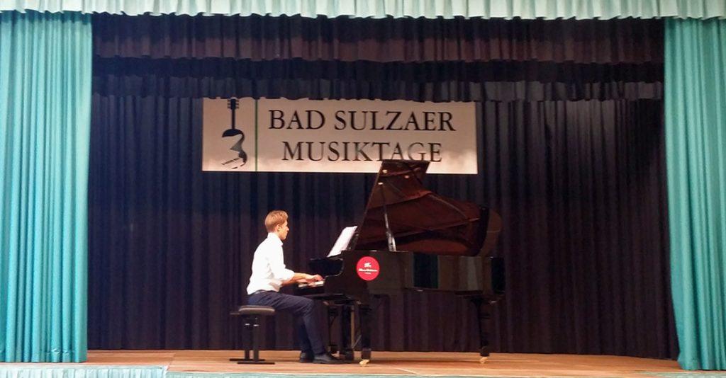 Musiktage Bad Sulza