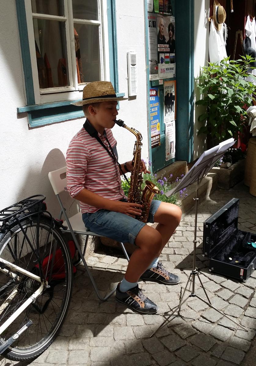 Hendrik Bürgermeister und seine musikalische Laufbahn