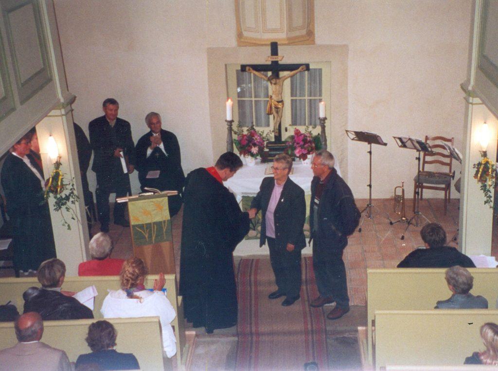 Damit unsere Kirche im Dorf bleibt