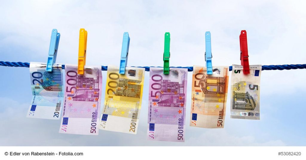 Was tun bei Falschgeld?