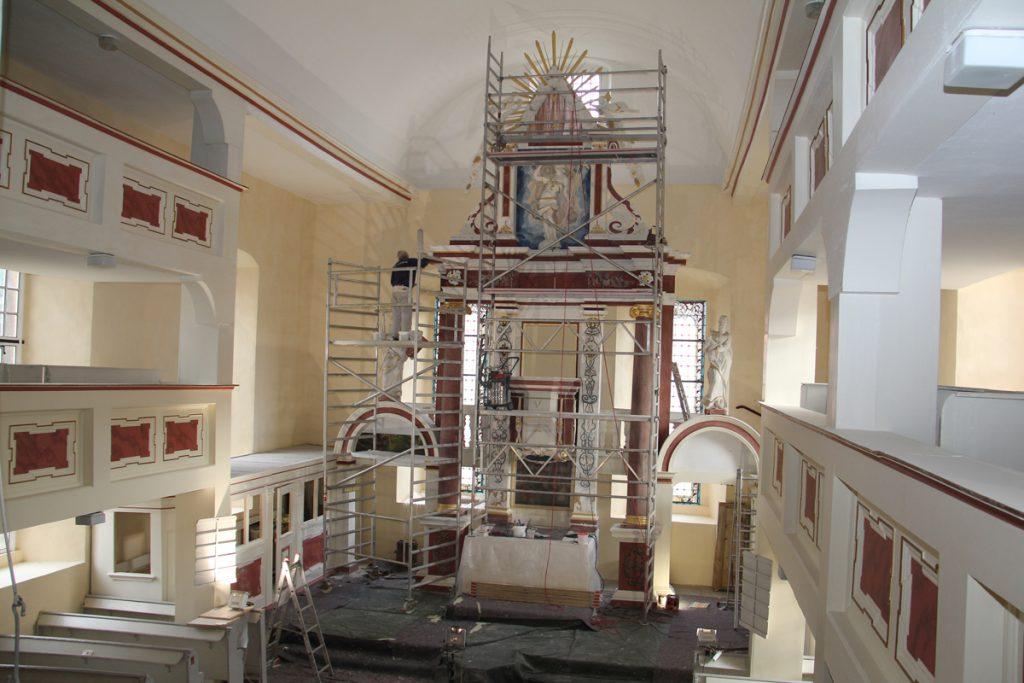 St. Nikolauskirche erstrahlt in neuem Glanz