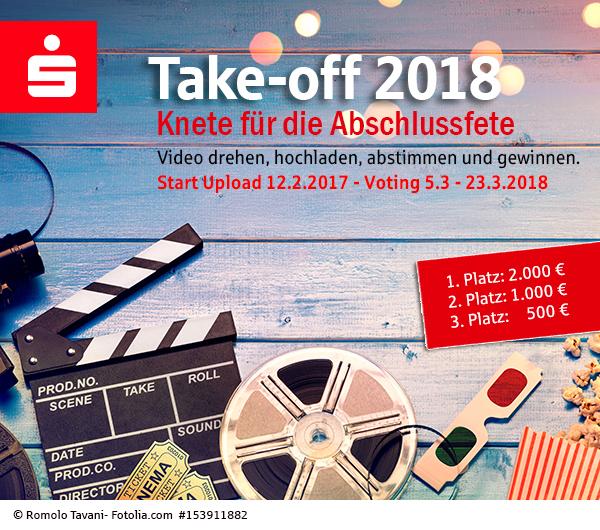"""Die Fete kann weitergehen – der Movie Contest """"Take-off"""""""