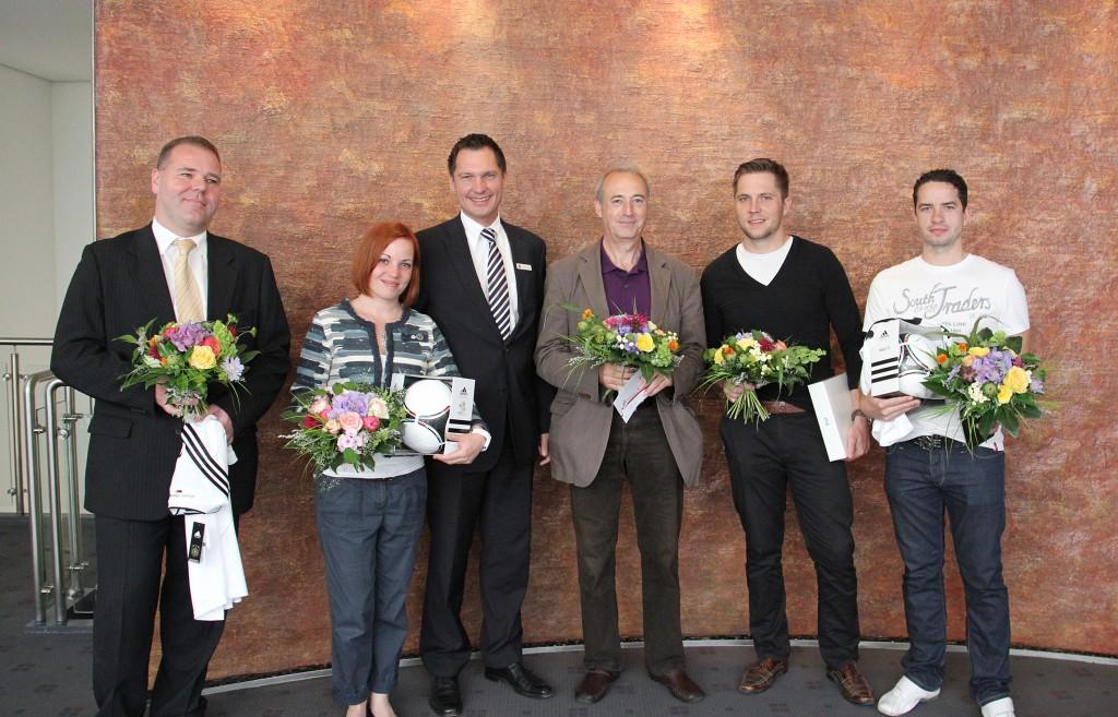 Sparkasse Mittelthüringen kürt ihren EM-Tippkönig