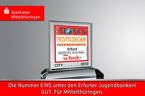 Beste Jugendbank in Erfurt