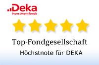 Mehrfach Bestnoten für die Fonds der Deka
