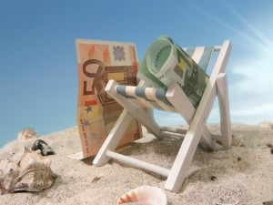 Bargeld im Urlaub