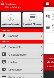 App Sparkasse+