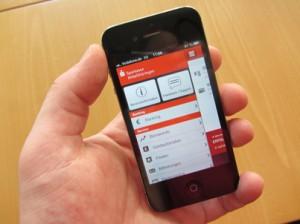 Testsieger Sparkassen-App