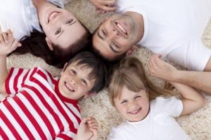 Versicherungsbedarf für junge Familien