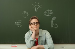 Sparkasse macht Schule – Wirtschaft, wie sie nicht im Lehrplan steht
