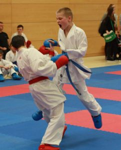 Tim England - Karate