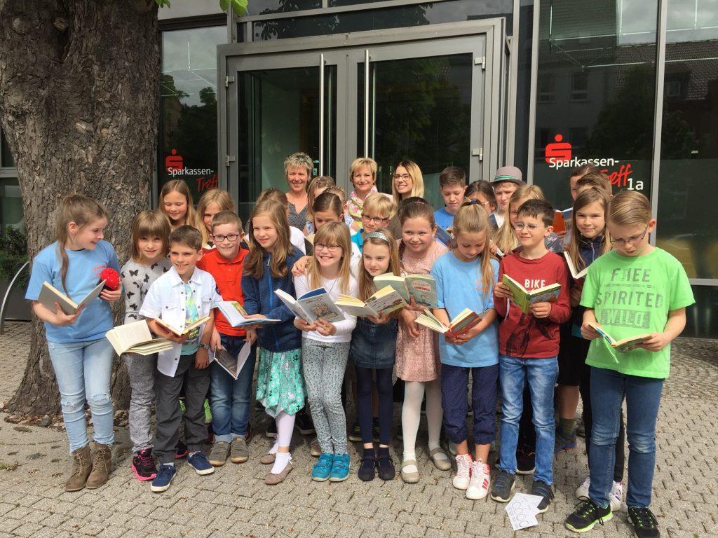 Vorlesewettbewerb in Sömmerda