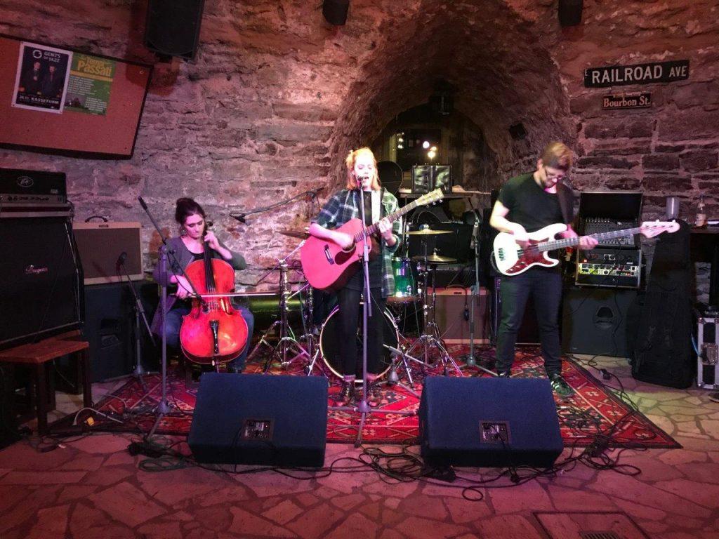 Weimar kann nicht nur Klassik – rockige Tunes beim diePOP-Workshop