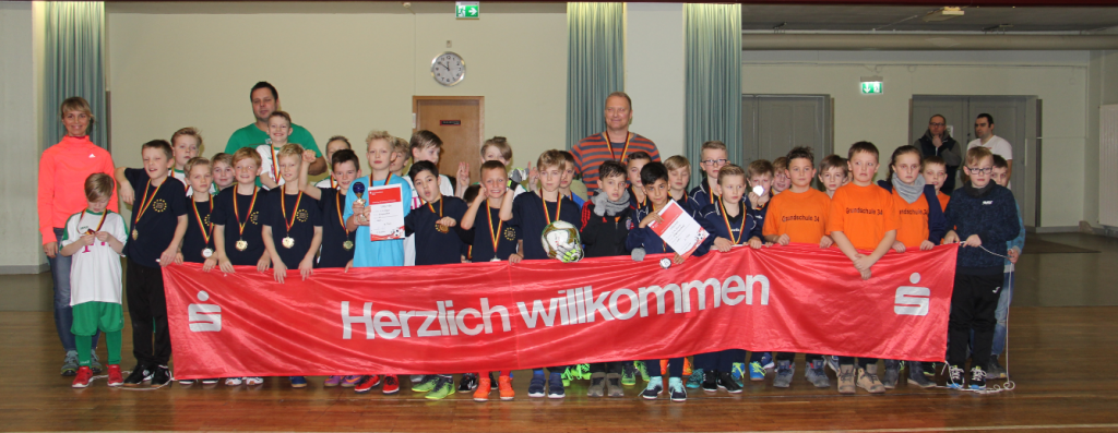 Schweiß, Teamgeist und Leidenschaft in der Thüringenhalle