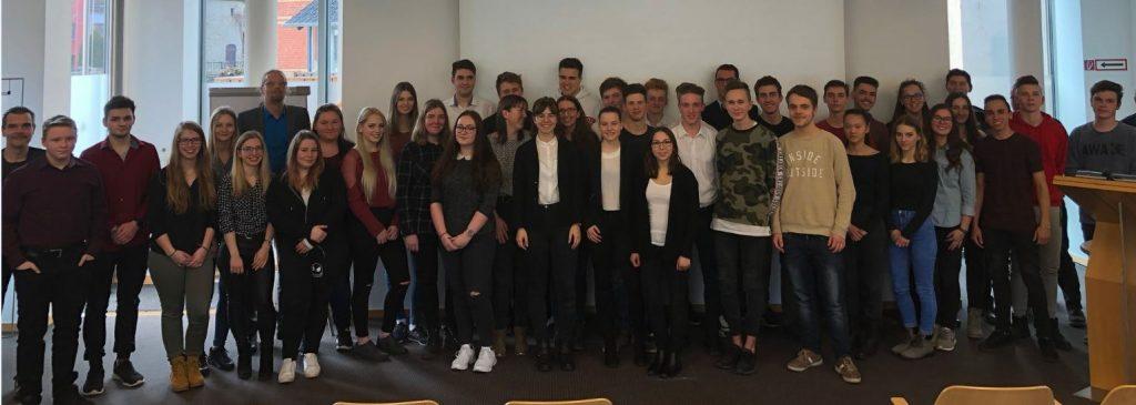 Die Mittelthüringer Teams beim Deutschen Gründerpreis für Schüler 2018
