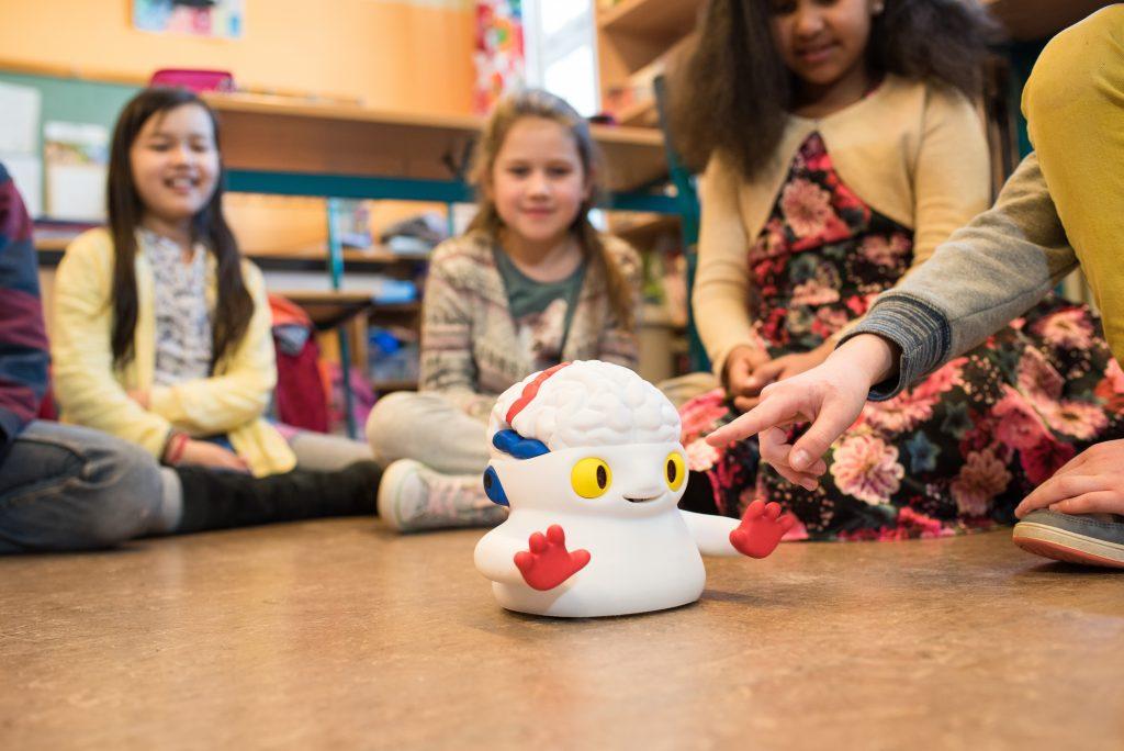 """""""Wir sind Hirnforscher!"""" – ein spannendes Angebot für Grundschulen im Landkreis Sömmerda"""