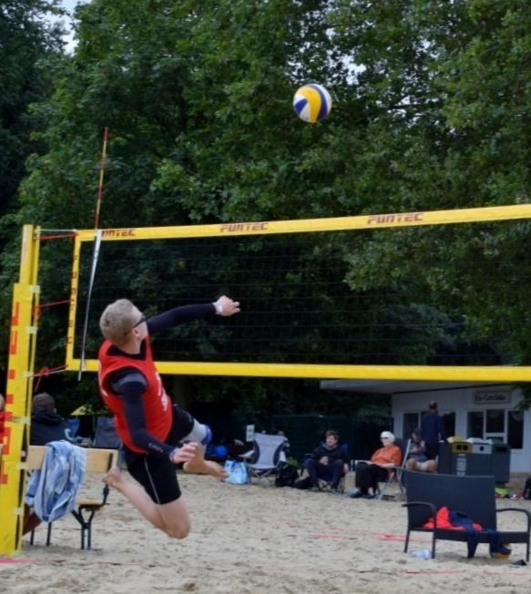 Punkten, punkten, punkten! – Ein Stipendium für die Leidenschaft Volleyball