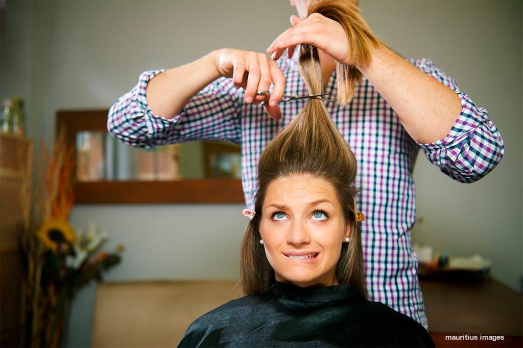 Eine haarige Sache: Rechte beim Friseur